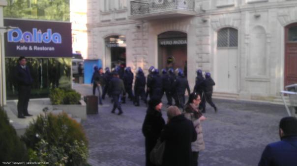 Rejimin polisləri