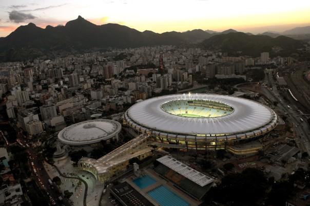 Reforma do Maracanã